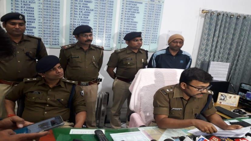 BIG BREAKING: पटना का मोस्ट वांटेड बाबा और सुमित समेत 10 अपराधी अरेस्ट