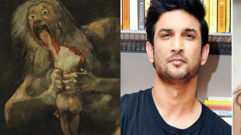 पेंटिंग को देख बदला था सुशांत सिंह राजपूत का रवैया, 600 साल पुराने हैरिटेज होटल में लगे उस तस्वीर को देखिए