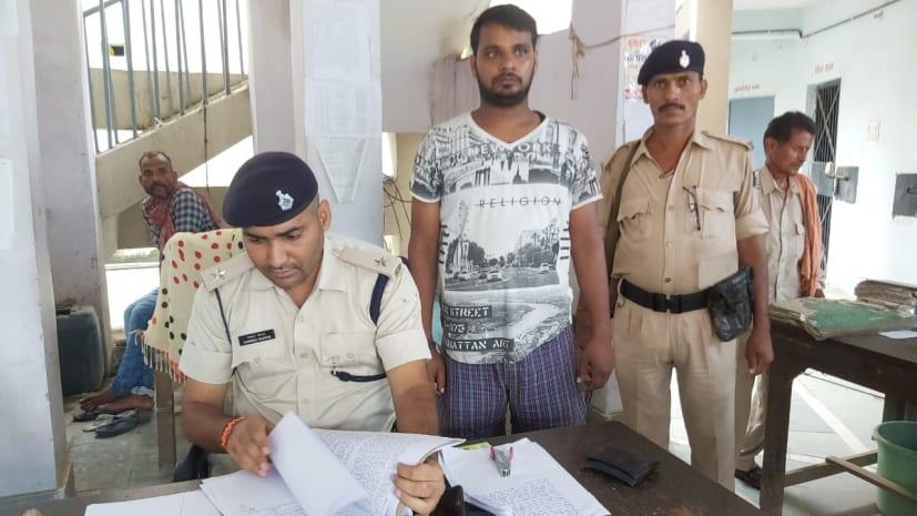पटना पुलिस को मिली कामयाबी, रुपेश हत्याकांड के मुख्य आरोपी को किया गिरफ्तार