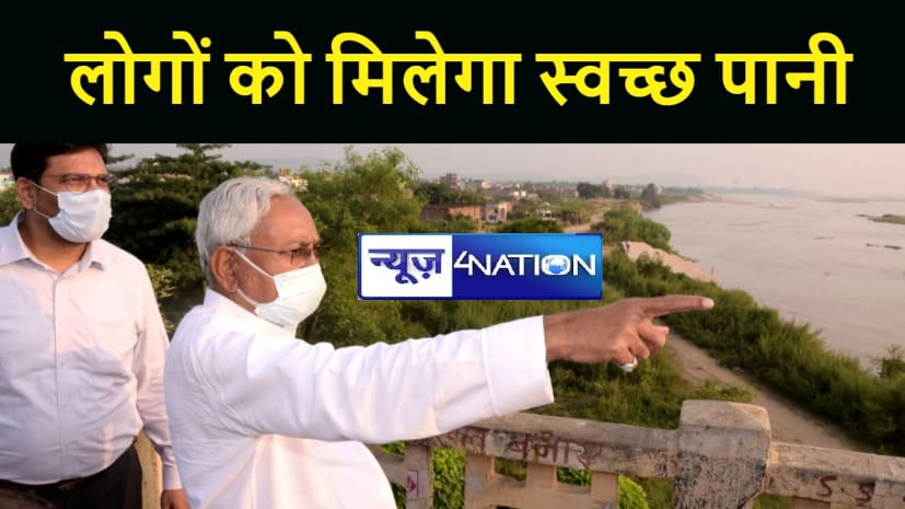 मुख्यमंत्री नीतीश कुमार ने नालंदा, नवादा और गया जाकर लिया गंगा उद्वह योजना का जायजा, अधिकारियों को दिए कई निर्देश