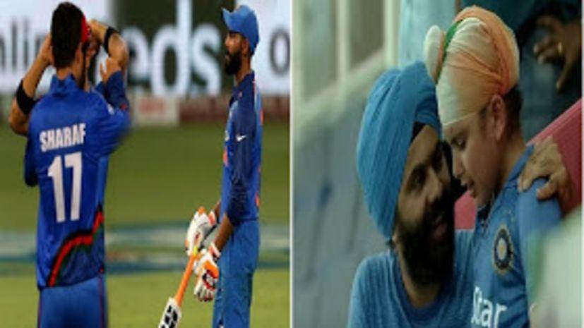 मैच टाई होने पर बिलख पड़ा नन्हा भारतीय प्रशंसक, तब स्टार क्रिकेटर ने की बात और कर दिया वादा