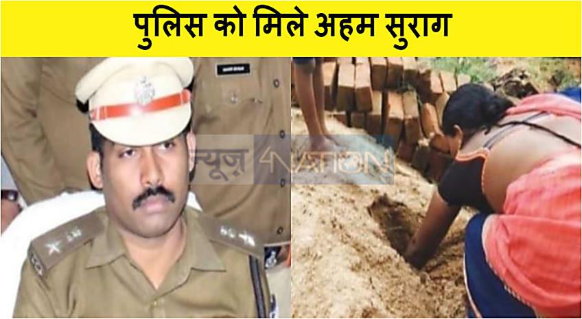 नवादा पुलिस को मिली है बडी कामयाबी, 24 घंटे के अंदर डकैती के दौरान हुई हत्या मामले में हासिल किया सुराग