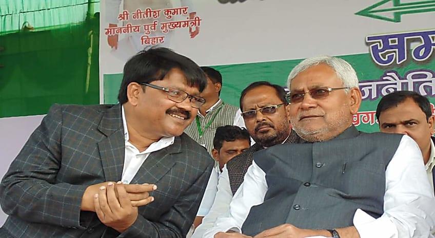 JDU के भीतर भारी बवाल ,CM नीतीश से मिलेंगे पार्टी के कई विधायक