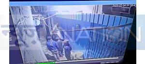 नवादा में बर्तन की दुकान में चोरी करने पहुंचे चोर सीसीटीवी में कैद, पुलिस तलाश में जुटी
