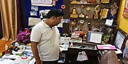 नवादा में पत्रकार के घर में चोरी, लाखों की संपत्ति ले उड़े चोर