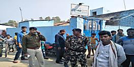 सीतामढ़ी में पुलिस को चुनौती, नगद और जेवर समेत 10 लाख की डकैती