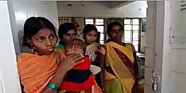 सासाराम पोषण पुनर्वास केंद्र का हाल-बेहाल, बच्चों और उनकी माताओं को नहीं मिल रहा भोजन