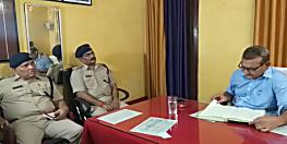 अभी अभी : डीजीपी गुप्तेश्वर पांडेय पहुंचे कटिहार नगर थाना, दौड़े चले आए एसपी सहित तमाम अधिकारी