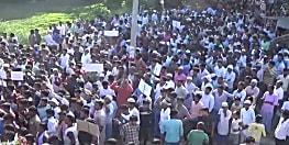 हिन्दू मुस्लिम समुदाय के लोगों ने निकाला शांति मार्च, मॉब लीचिंग का किया विरोध
