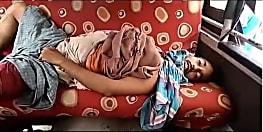 बेगूसराय में अपराधियों ने की दिनदहाड़े फायरिंग, पिता की मौत, पुत्री गंभीर रूप से घायल