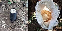 नामकुम के हेसो जंगल में राँची पुलिस को मिली बड़ी सफलता, भारी मात्रा में विस्फोटक बरामद