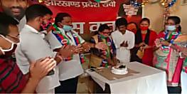 झारखंड लोजपा ने रामविलास पासवान का मनाया जन्मदिवस, सोशल डिस्टेंस का किया गया पूरा पालन