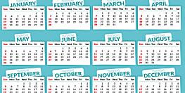साल 2021 में क्या होगा नया ,कितनी हैं छुट्टियां ,जानिए सब कुछ डिटेल