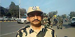 पुलिस का ऑपरेशन नकेल शुरु, डीआईजी खुद सड़क पर उतर चला रहे है सघन तलाशी अभियान