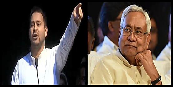 तेजस्वी यादव की भविष्यवाणी,  कहा-नीतीश चाचा की नैतिकता 23 मई के बाद कभी भी जाग सकती है