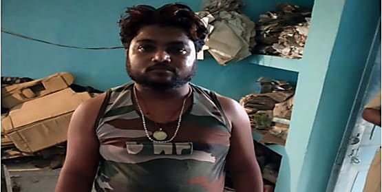 बड़ी खबर : बिहार एसटीएफ को बड़ी सफलता, कुख्यात सुनील सिंह को दबोचा