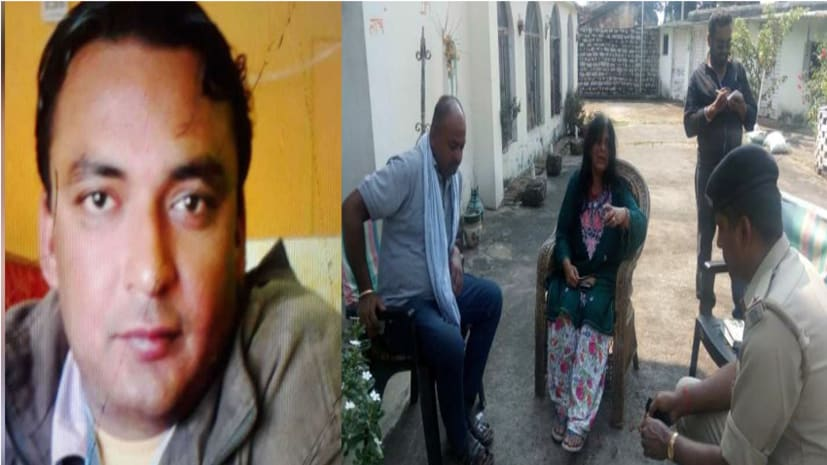 चर्चित पूर्व आईजी नटराजन के बेटे की घर के बाहर मिली लाश, सकते में पुलिस
