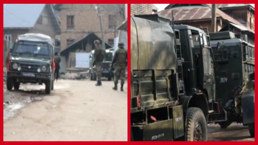 हिजबुल मुजाहिदीन के दो आतंकी ढेर, जम्मू कश्मीर के त्राल में हुआ एनकाउंटर