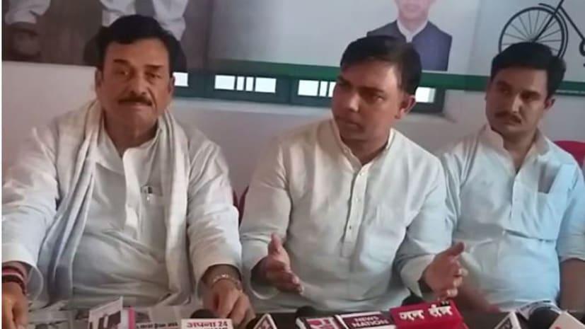 सपा के राष्ट्रीय प्रवक्ता ने लगाया आरोप, बिहार में किसी पार्टी के पास नहीं है एजेंडा