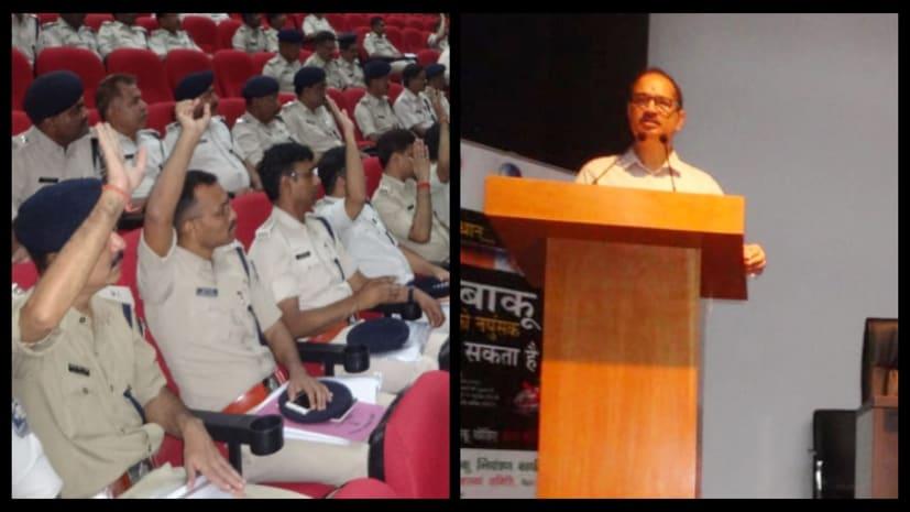 बिहार पुलिस अब शऱाब के साथ-साथ तम्बाकू के खिलाफ चलाएगी अभियान,सभी जिलों के डीएसपी मुख्यालय बने नोडल अधिकारी