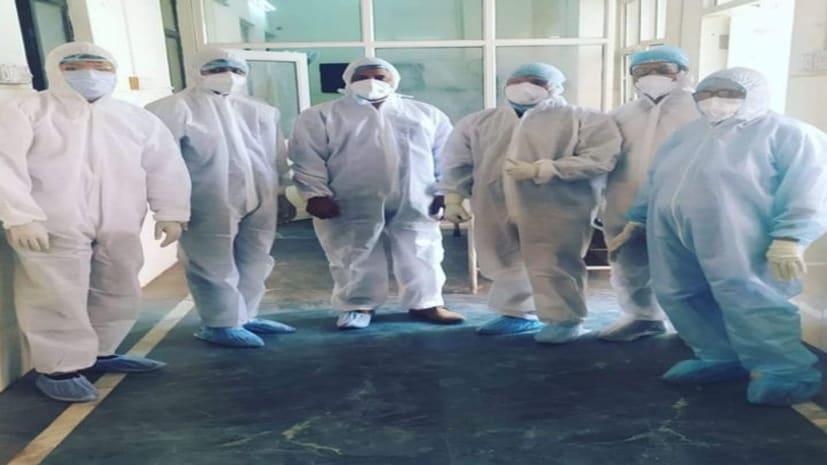 स्वास्थ्य विभाग की टीम के साथ डीएसपी की पत्नी ने किया दुर्व्यवहार, होम क्वारेंटाइन की सलाह देने पहुंची थी टीम