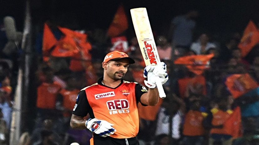 IPL 2019 में दिल्ली डेयर डेविल्स की तरफ से खेलेंगे शिखर धवन