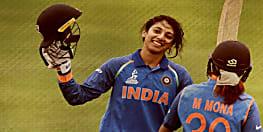 महिला टी-20 में सबसे तेज़ अर्धशतक बनाने वाली दूसरी महिला बल्लेबाज बनीं स्मृति मंधाना