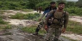 नवादा के जंगलों में चलाया गया सर्च ऑपरेशन, नक्सली शहीदी सप्ताह को लेकर पुलिस अलर्ट