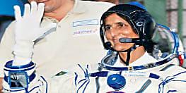भारतीय मूल की अंतरिक्ष यात्री सुनीता विलियम्स रचने जा रही एक और इतिहास