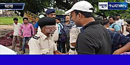 सचिवालय सहायक के अभ्यर्थियों ने जमकर किया हंगामा, आयोग के चेयरमैन को बनाया बंधक