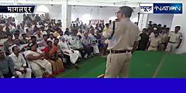 बिहार को नशा मुक्त बनाने के लिए DG ने कसी कमर, जुलूस निकालकर लोगों को कर रहे जागरूक