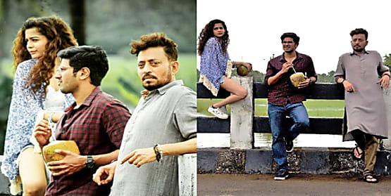 movie review: इरफ़ान खान की मूवी कारवां आपके चेहरे पर ले आएगी हंसी