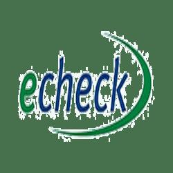 eCheck online casino betalingssystem