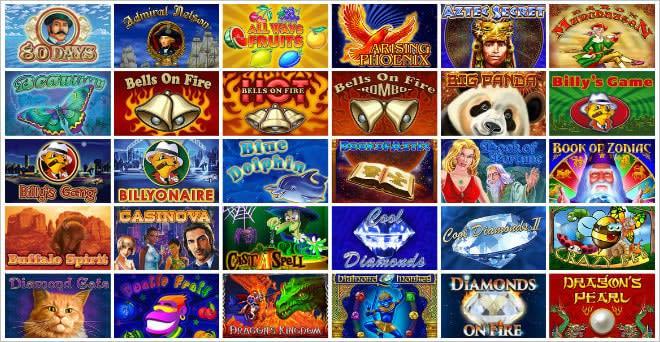 Amatic Industries - online casinospil