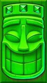 Aloha grøn maske spil online
