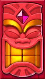 Aloha rød maske spil online