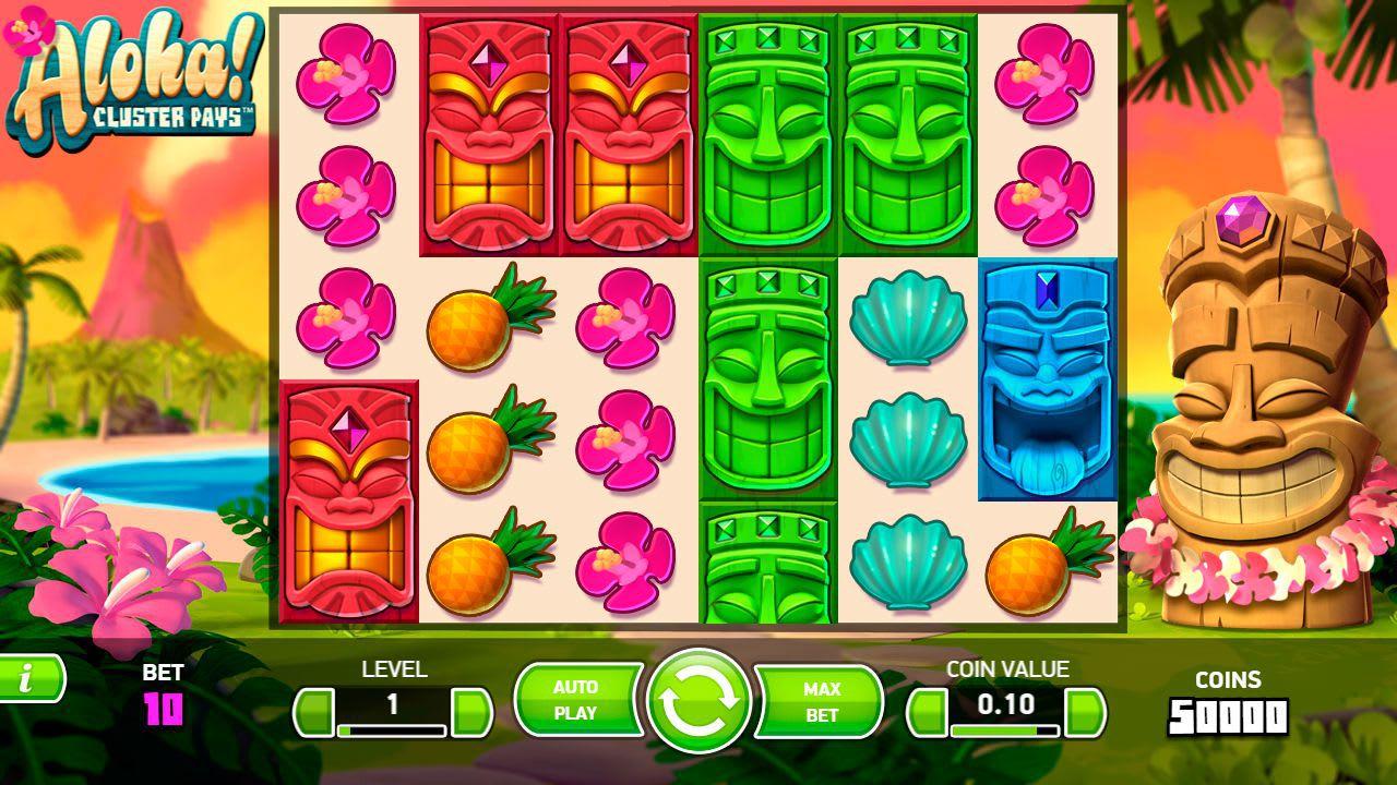 Aloha Kontrolpanel Spille Online