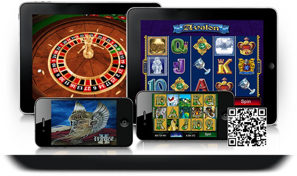 Mobil online casino hvor der bruges Trustly