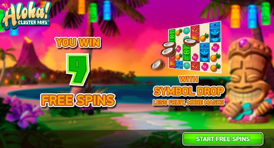 Aloha Free Spins