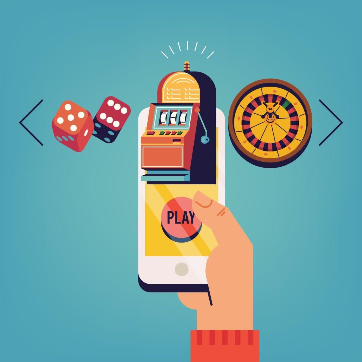 Mobilcasinoer Spil Online