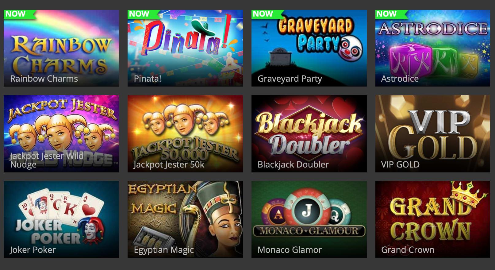 Spille spil på online casino Dansk777.dk