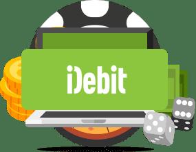 iDebit casino depositum