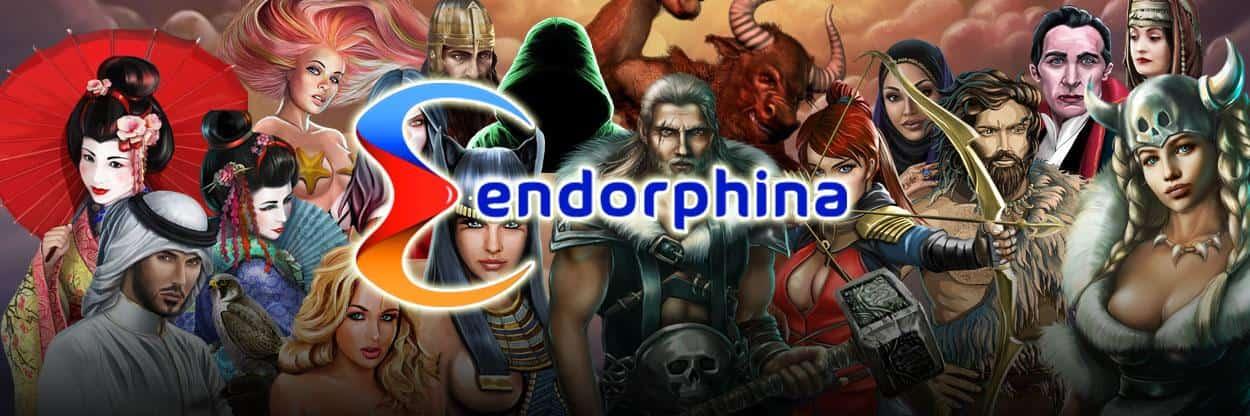 Software (videoslots) fra Endorphina