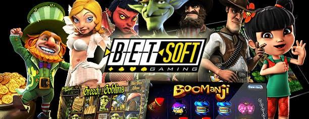 Video slots af BetSoft Gaming