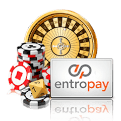 Live casinoer, der accepterer Entropay