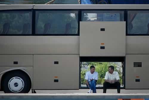 Back Agencia de Tiquetes para Compañía de Autobuses
