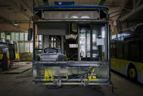 Back Venta y Reparación de Autobuses