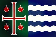 Bandera de Mayagüez, Mayagüez-Aguadilla