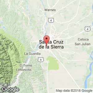 Localización de 18 de Junio en Santa Cruz