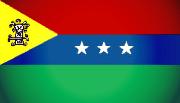 Bandera de Guacara, Carabobo